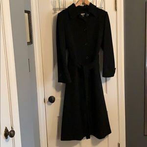 Women's cashmere winter coat